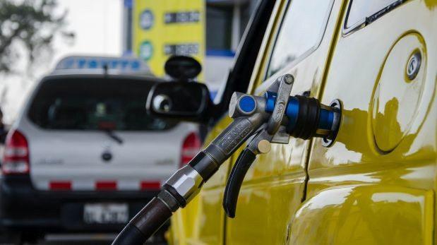 Sube de nuevo el GLP y bajan mayoría de los combustibles