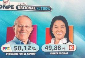 Kuczynski gana elecciones Perú