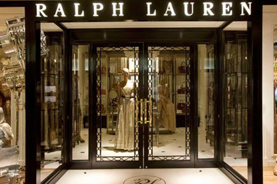 Ralph Lauren cerrará al menos 50 tiendas