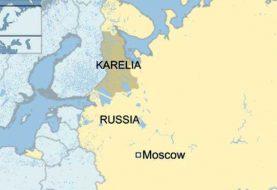 14 niños mueren atrapados en una tormenta lago Rusia