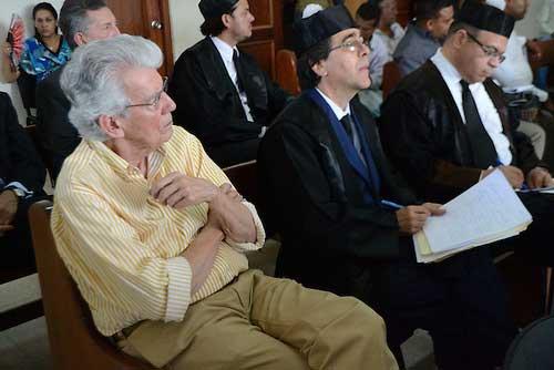 Tribunal descarga empresario Carlucho Bermúdez
