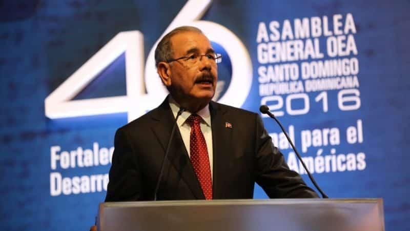 Danilo: OEA debe pedir perdón RD por legitimar invasión 1965