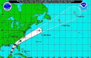 Florida en alerta por Colín