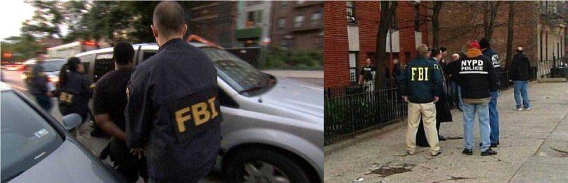 Pandilleros dominicanos caen en redadas del FBI