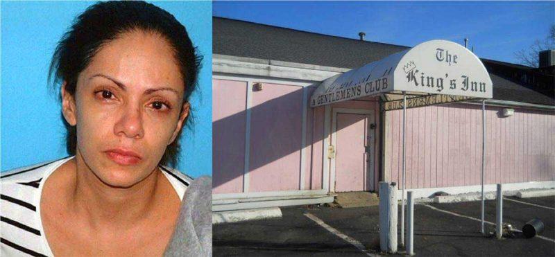 Stripper dominicana acusada de cargos criminales