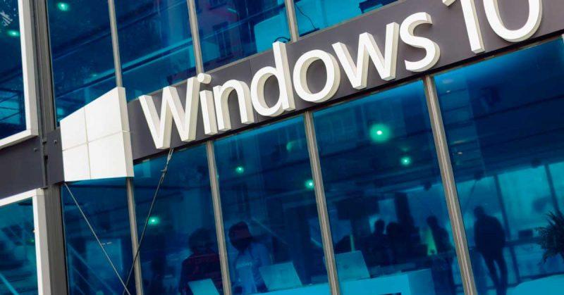 Microsoft ofrece nueva versión de Windows 10