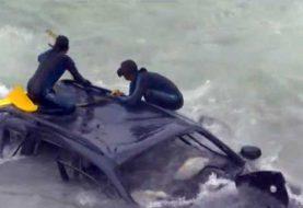 Muere al caer yipeta al mar Caribe