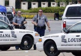 Tres policias muertos y tres heridos en Baton Rouge