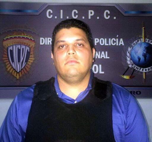 Fiscalía trabaja en posible extradición venezolano