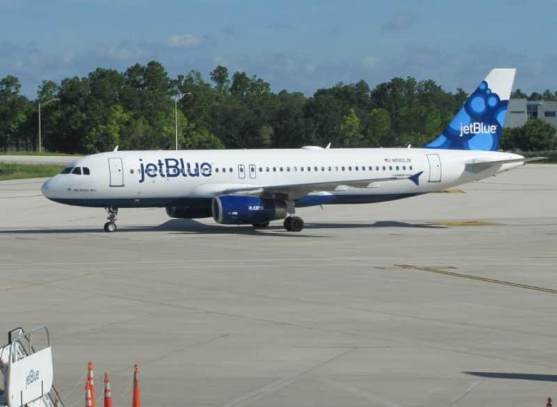 JetBlue cancela algunos vuelos informa Aerodom
