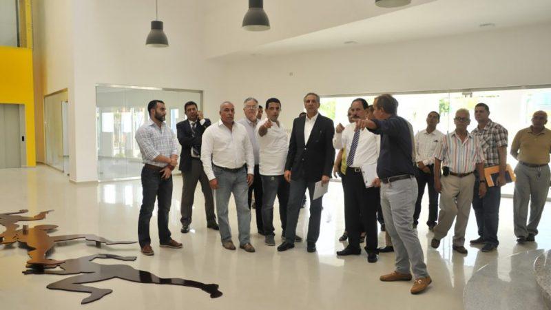 Avanzan obras que construye el Gobierno en La Vega