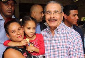"""Danilo Medina: """"para el Estado es fundamental reforestar"""""""