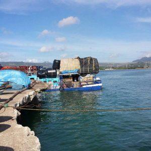 Zozobra embarcación costas Puerto Plata; Rescatan tripulación