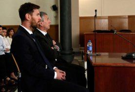 Ratifican condena contra Messi por delito fiscal