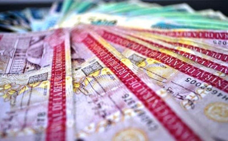 PN incauta 97 pesos mil falsos