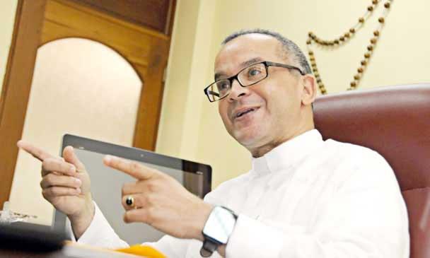 Rector PUCMM preocupado por violencia y criminalidad