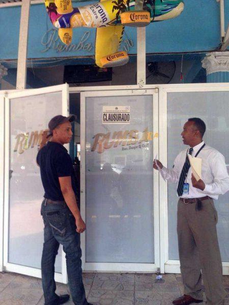 Autoridades intervienen Sosúa para rescate turismo