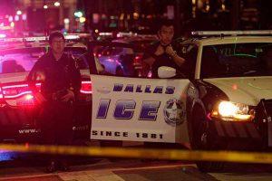 Cinco policías muertos y 6 heridos en tiroteo Dallas