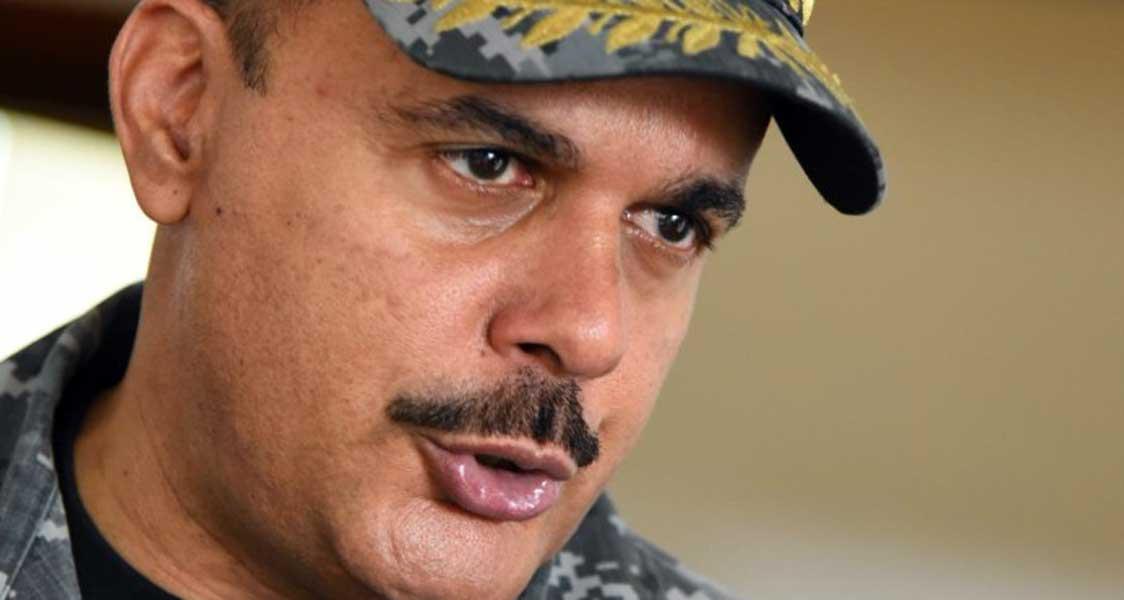 Tribunal varía coerción contra general Acosta Castellano