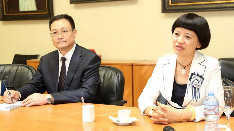 Intercambio comercial entre China y RD es de US$1,800 millones