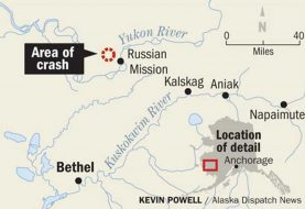 Accidente dos avionetas deja cinco muertos en Alaska