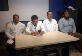 Médicos de Valverde iniciaron hoy un paro por tiempo indefinido