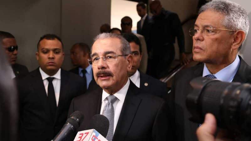 """Danilo Medina: """"Hatuey De Camps fue un guerrero; nunca se amilanó"""""""