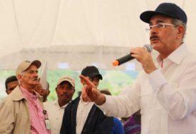 Danilo dice irá preso el que deforeste en Hondo Valle