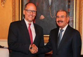 Relaciones RD y EE.UU están muy fuertes dice Thomas Pérez