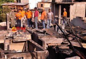 Cortocircuito provocó fuego Yagüita de El Ejido