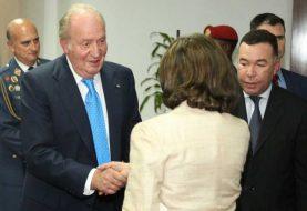 Rey emérito de España arribó a República Dominicana