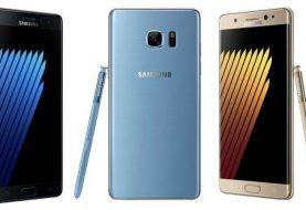 Samsung comparte información importante para usuarios Galaxy Note7