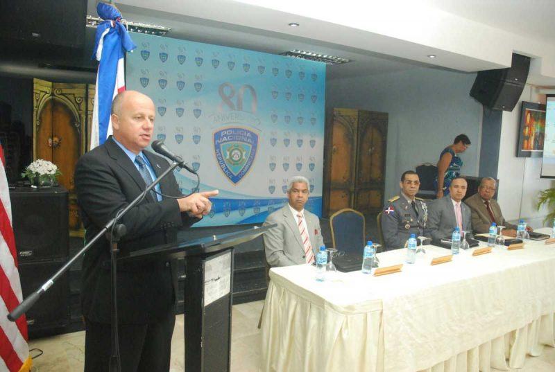 PN y ATF inician curso sobre Investigación tráfico armas