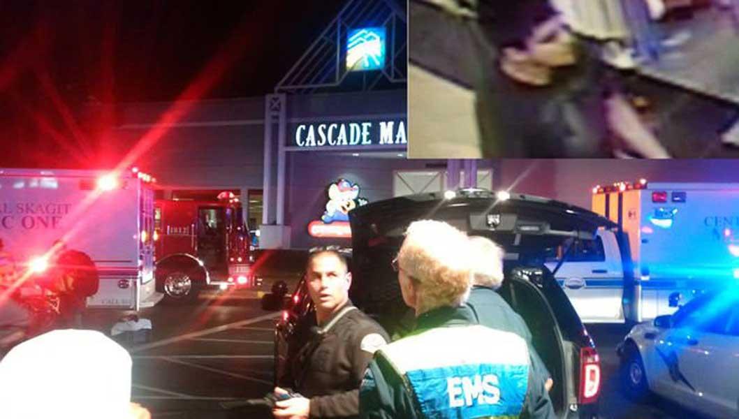 Tiroteo en centro comercial de Burlington deja 5 muertos