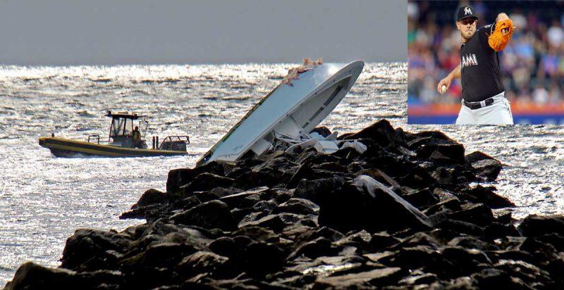 Muere el pelotero cubano José Fernández en un accidente de bote