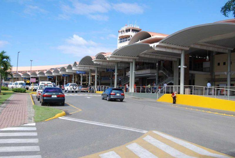 Aeropuerto Cibao cierra operaciones