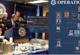 Arrestan banda de narcos dominicanos con heroína