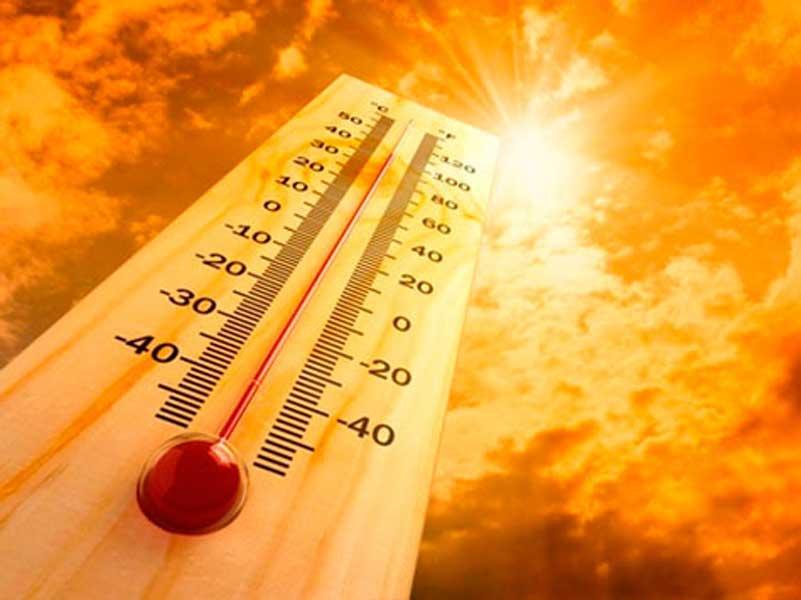 Onamet pronostica temperaturas calurosas este viernes