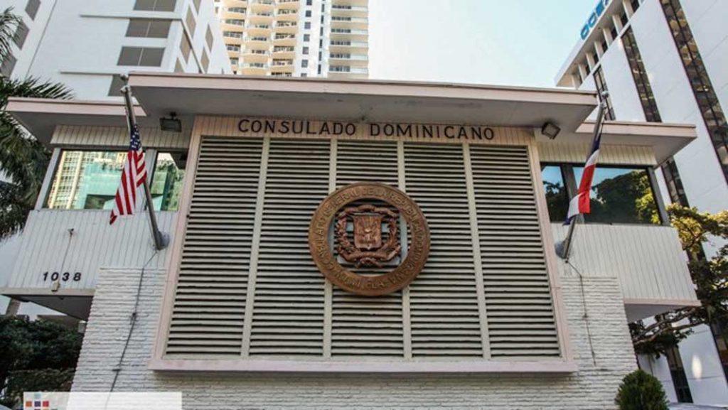 Consulado dominicano en Nueva York