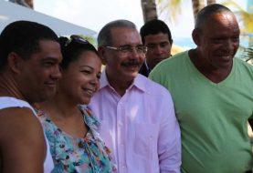 Presidente Danilo Medina va a Puerto Plata