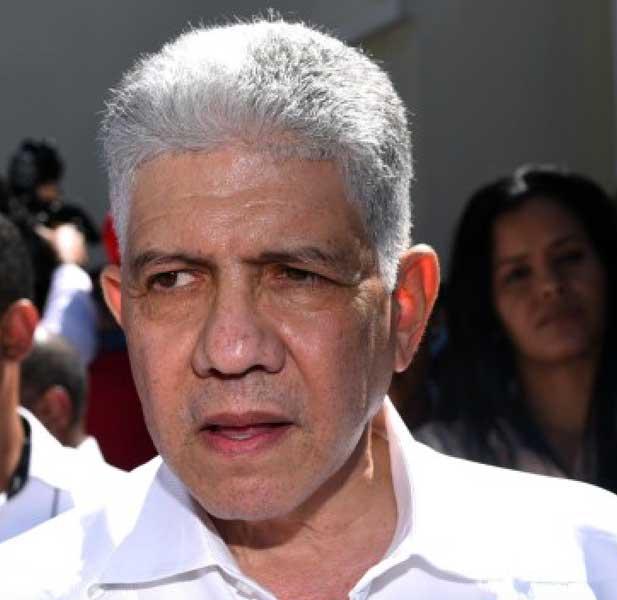 Expectativa ante anuncio candidatura a senador de Eduardo Estrella