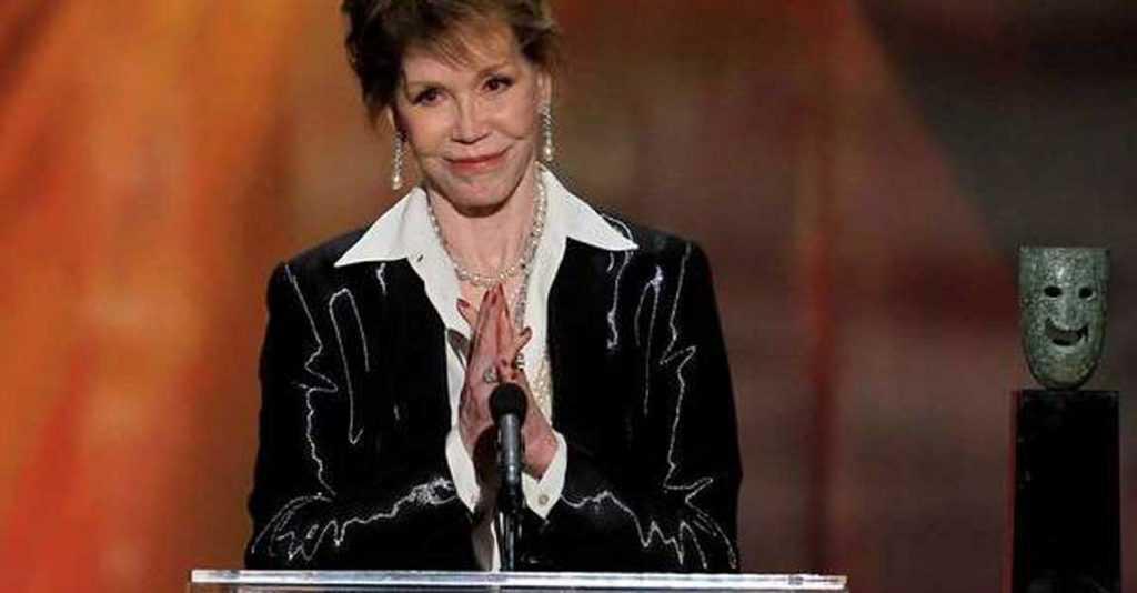 Fallece a los 80 años la actriz, Mary Tyler Moore