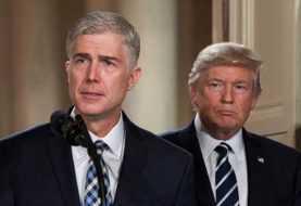 Trump nomina a Neil Gorsuch a la Corte Suprema