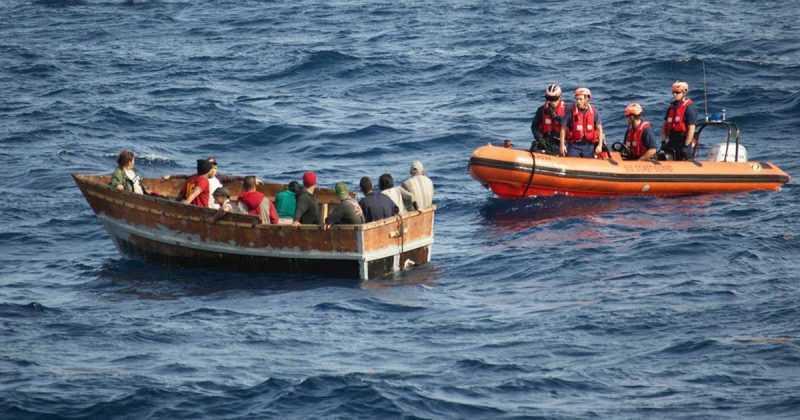 Incertidumbre por cubanos salieron hacia  EE.UU