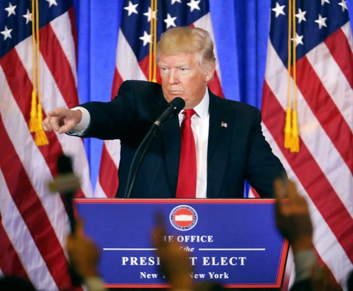 """Trump"""" No tengo negocios con Rusia"""""""