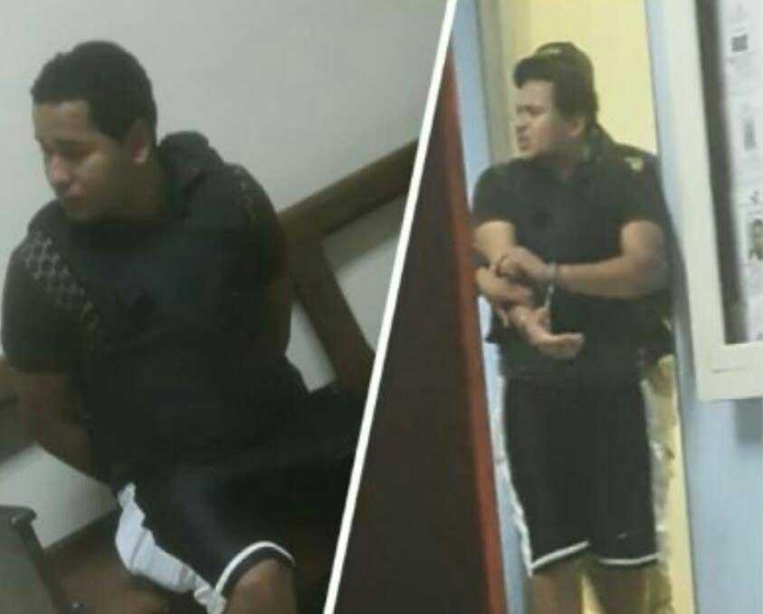 La Policía captura Brayan Félix Paulino