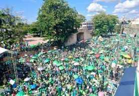 Marcha contra la impunidad concentra miles de personas