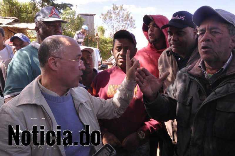 Campesinos en Valle Nuevo mantienen desafío contra Medio Ambiente