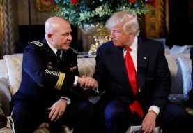 Trump nombra al general McMaster como consejero de seguridad nacional