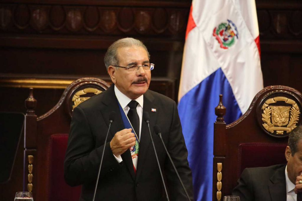 Discurso completo rendición de cuentas del presidente Danilo Medina